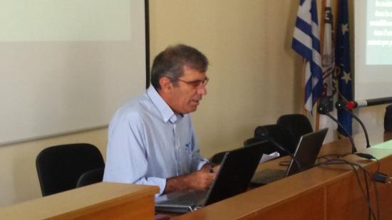 Γιώργος Ν. Δερμάτης, Δρ. Ιστορίας