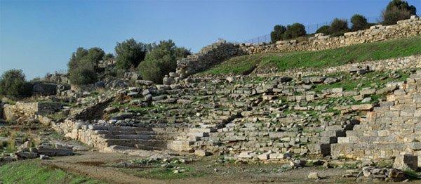Αρχαίο Θέατρο Θορικού