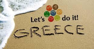 LETS DO IT GREECE LOGO